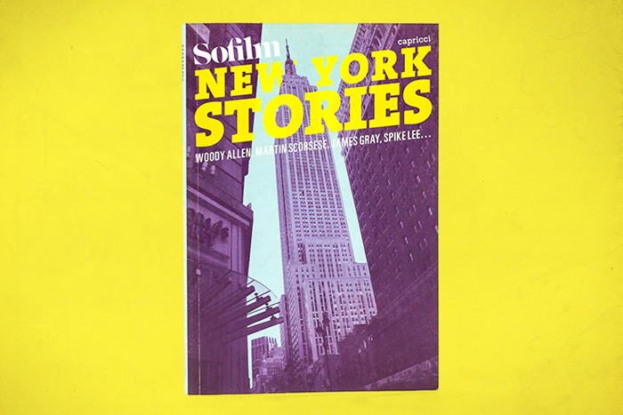 New York Stories - livre édition, illustration, cartographie