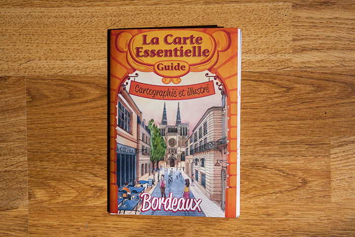 La carte essentielle - illustration, édition