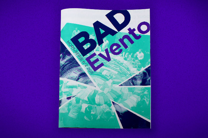 Bad Evento - édition, magazine