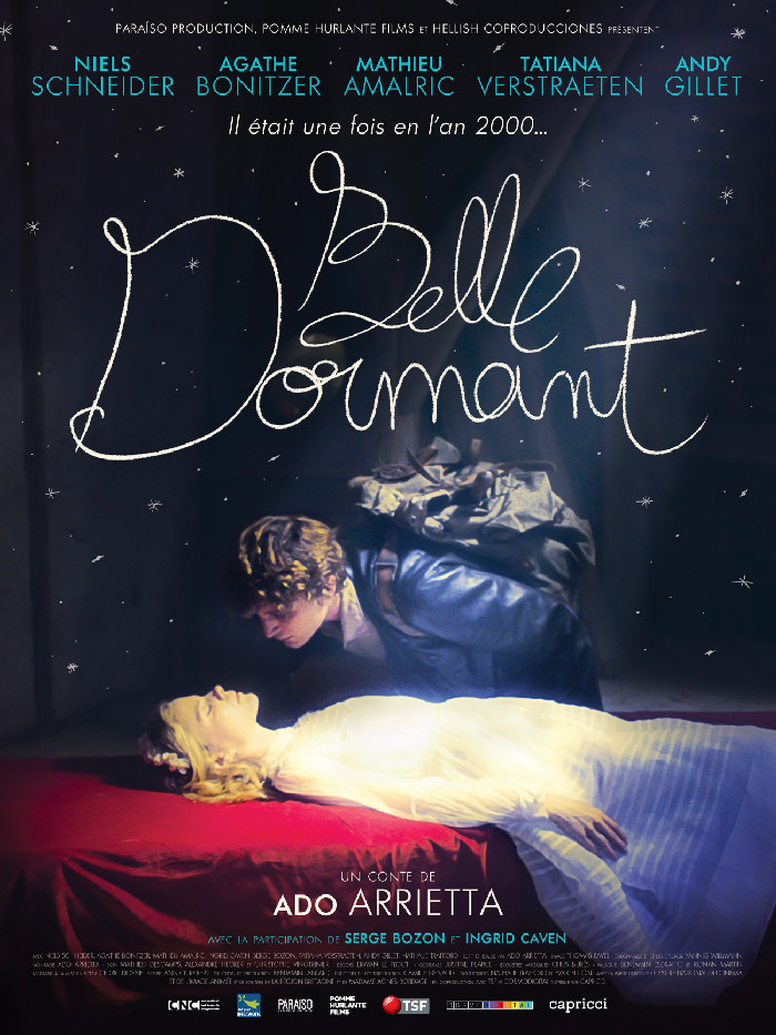 Détail de l'affiche du film Belle Dormant