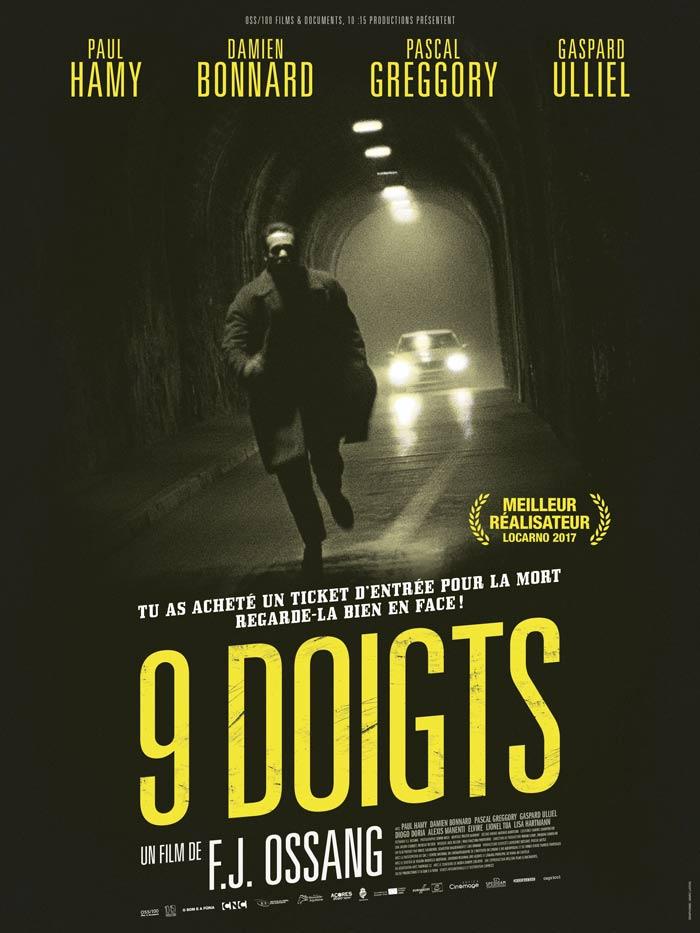 9 Doigts - affiche film