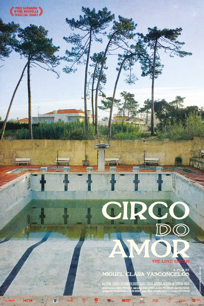 CIrco do Amor - affiche court-métrage