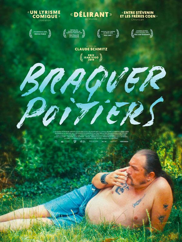 Affiche du film Braquer Poitiers