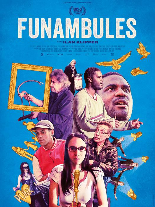 FUNAMBULES - affiche officielle